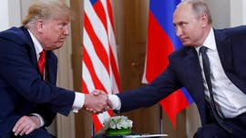 "President Trump claimed in a new interview he's been ""far tougher"" on Russia than his predecessors and went so far as to call Barack Obama a ""total patsy"" for Moscow, as his administration tries to push past this week's bipartisan criticism over the summit with Vladimir Putin."