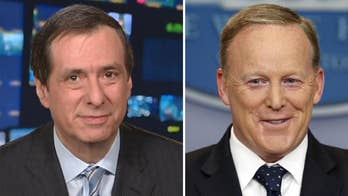 'MediaBuzz' host Howard Kurtz weighs in on the difficulties that faced Trump's first press secretary Sean Spicer and how they continue to plague Sarah Sanders.