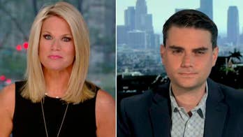 Actor Mark Duplass faces backlash for posting a tweet in support of Ben Shapiro; Shapiro responds on 'The Story with Martha MacCallum.'