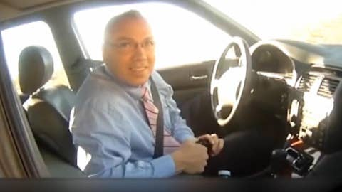 Caught on camera: Lawmaker brags about speeding