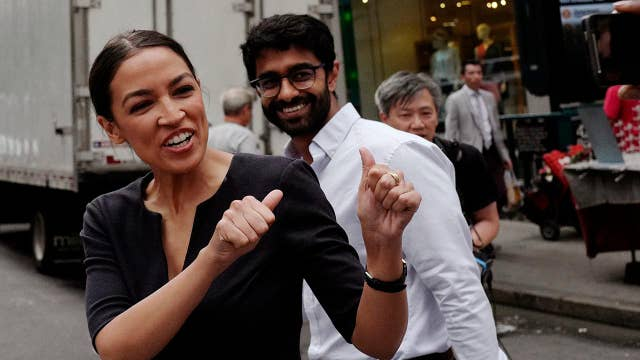 Socialist views gaining steam in Democratic Party thumbnail