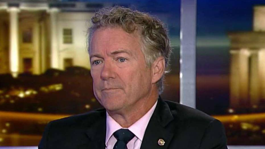 Rand Paul: Should Brennan be getting a gov't pension?