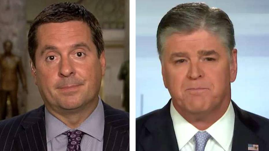 Devin Nunes on warning Obama administration about Russia