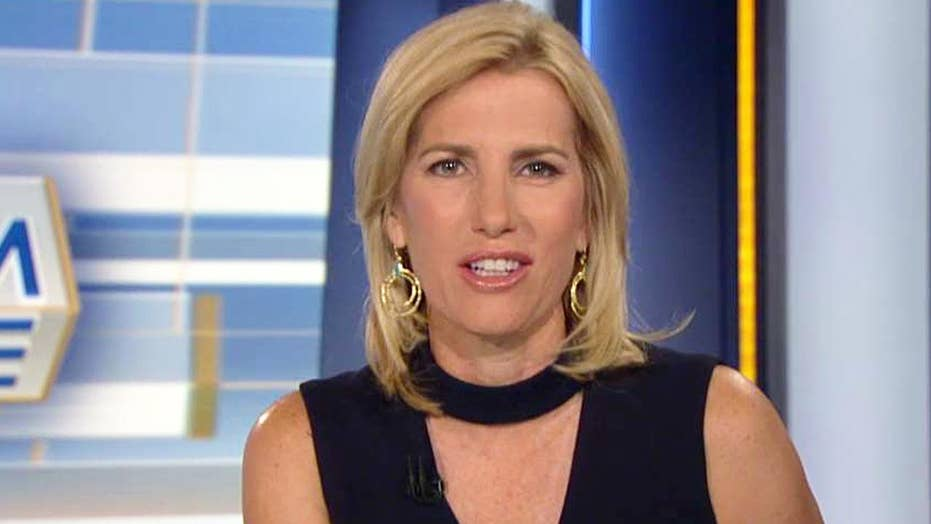 Laura Ingraham: Anatomy of a freak out