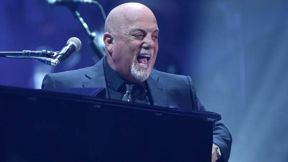 Bruce Springsteen surprises Billy Joel