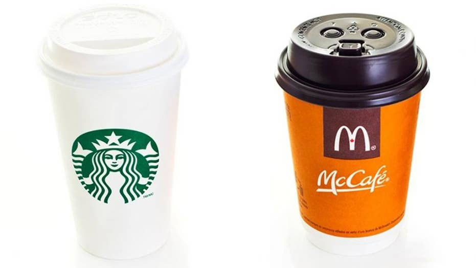 McDonald's, Starbucks team up to create new compostable cup