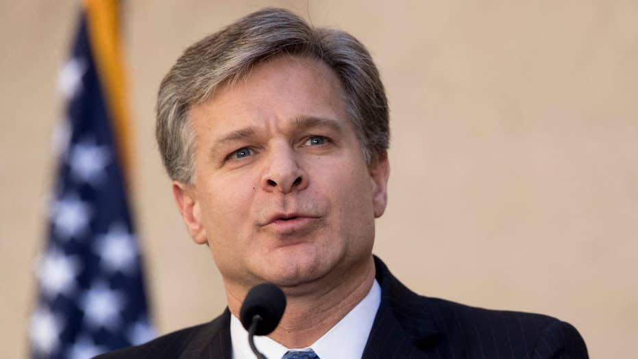Wray: Russia still sowing discord in the US