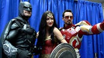 Pop-culture's biggest convention kicks off as Hollywood heads south to tout their latest shows and movies.