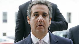 "President Trump on Saturday described former lawyer Michael Cohen's taping of a private conversation between them as ""totally unheard of & perhaps illegal,"" but reassured supporters that he has done nothing wrong."