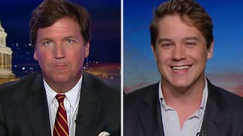 Tucker: It's surreal to watch Democratic politicians in California encourage foreign nationals to vote in our elections. Our offices won't be far behind, and the trend is growing. The Left rejects the notion that America is even a country. It's an idea, they often tell us. #Tucker