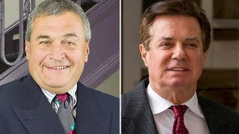 Exclusive: Two sources tell 'Tucker Carlson Tonight' that Special Counsel Robert Mueller has offered lobbyist Tony Podesta immunity to testify against Paul Manafort. #Tucker