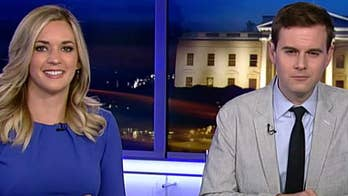 This week's news quiz on the week's current events features a battle of FOX News contributors and Townhall.com editors, Katie Pavlich and Guy Benson. #Tucker