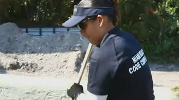 Jacqueline Caicedo was troubled by the elderly Miami Beach resident's circumstance and felt compelled to help.
