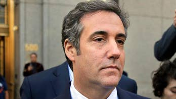 Fox News confirms then-candidate Trump and Michael Cohen discussed making payments to Playboy model Karen McDougal, who claims she had an affair with the president in 2006; Laura Ingle reports from Berkeley, New Jersey.