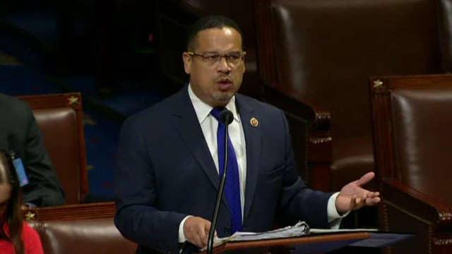 DNC deputy chair calls borders an 'injustice'