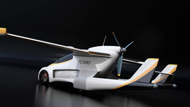 Flying Cars: Aston Martin to Toyota, who's making them