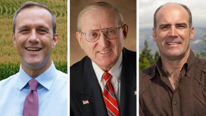 foxnews.com - Andrew O'Reilly - Nazis and anti-Semites slip through GOP primaries, causing headaches for party