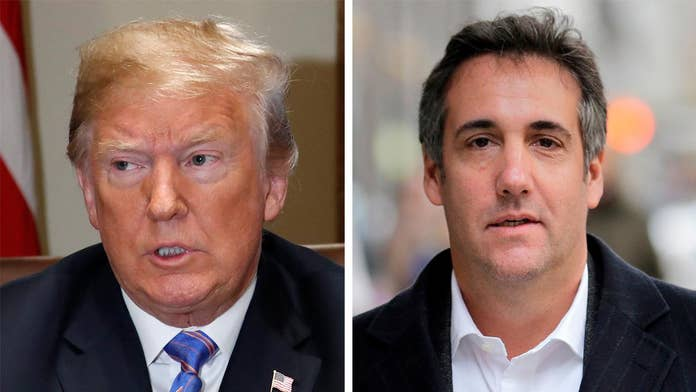 foxnews.com - John Roberts - Cohen taped discussion with Trump about possible payment to Playboy model