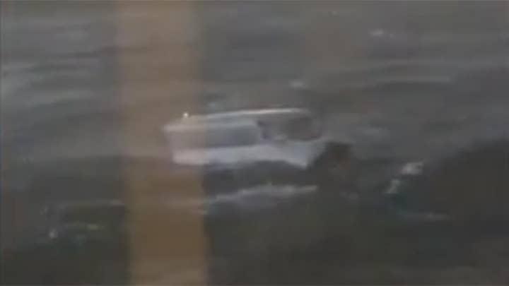Missouri duck boat capsized in sudden storm