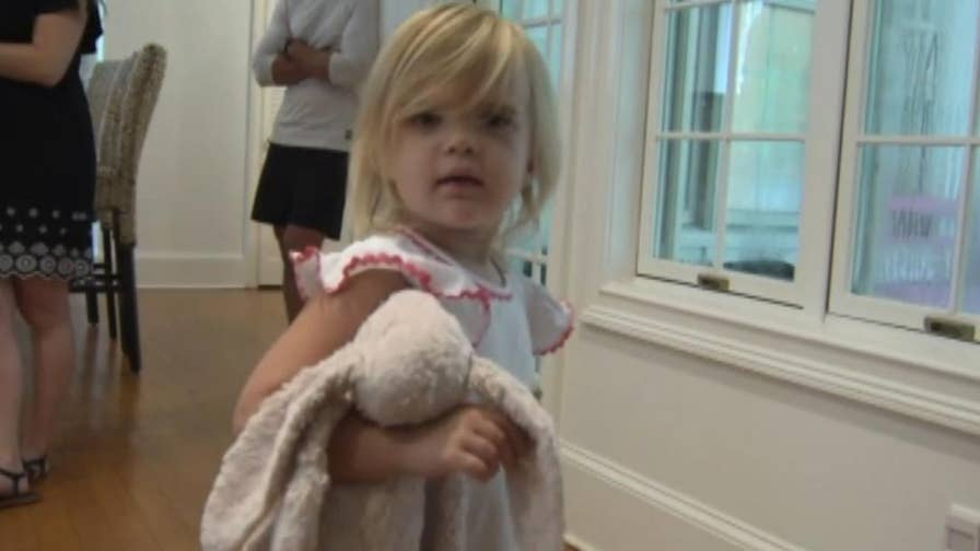 Three-year-old Madison accidentally lost her stuff bunny at an Alabama Publix. When the store's manager and his crew realized the companion was thrown away, they tracked it down to a landfill where they dug through garbage to reunite Madison and her little buddy.