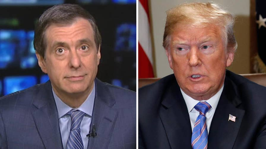 'MediaBuzz' host Howard Kurtz weighs in on the tumultuous relationship between President Trump and the news media.