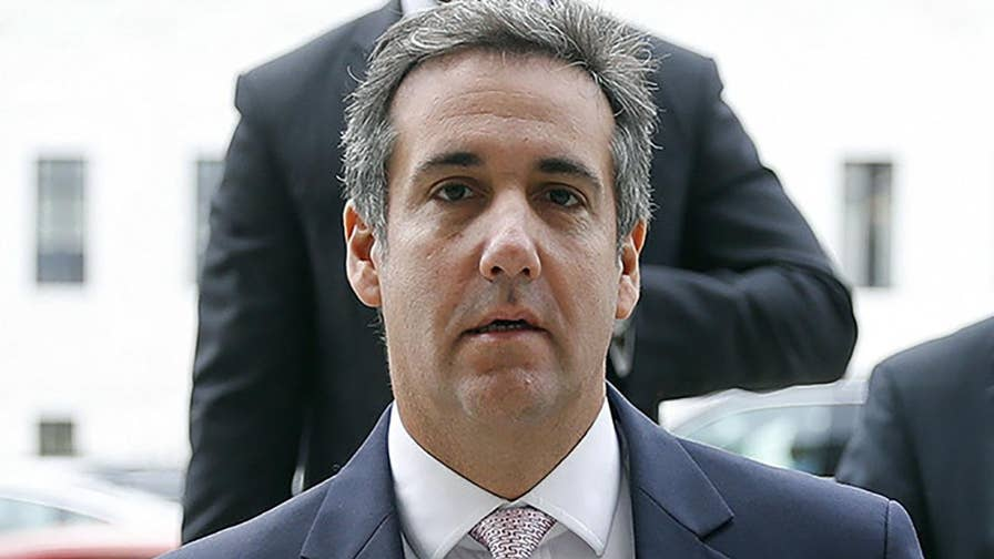 Donald Trump's former lawyer Michael Cohen secretly recorded a conversation with then-candidate Trump two months before the presidential election in which they discussed payments, which were never made, to a former Playboy model.