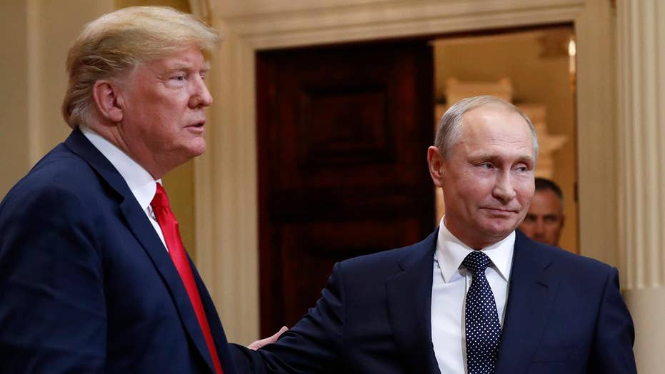 President Trump invites Putin for a US visit this fall