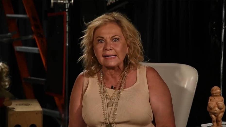 Roseanne Barr screams about Valerie Jarrett in bizarre video