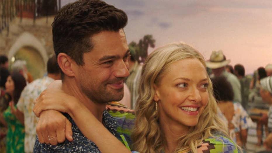 'Mamma Mia' stars talk sequel, ABBA's staying power