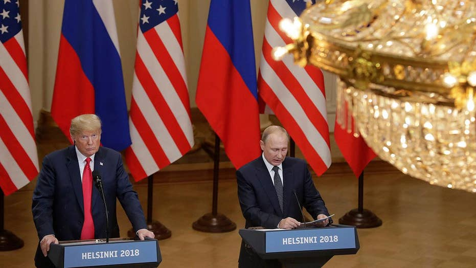 Week of conflicting White House statements on Russia