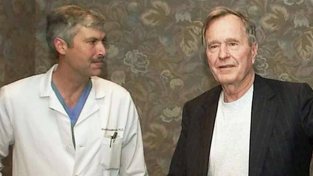 DR. SIEGEL: Killing of doctor who treated H.W. Bush robs us of a great healer