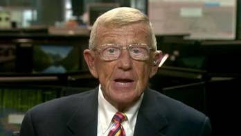 NFL suspends policy regarding kneeling during the national anthem after leak of Miami Dolphins' information; legendary former football coach Lou Holtz reacts on 'Fox & Friends.'
