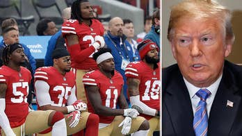 What's next for the debate over NFL players kneeling during the national anthem? Radio host Mark Simone shares his perspective.