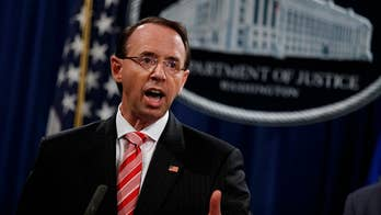 Rosenstein warns that Russian efforts to interfere in elections is pervasive and persistent; former chief information officer under George W. Bush shares insight.