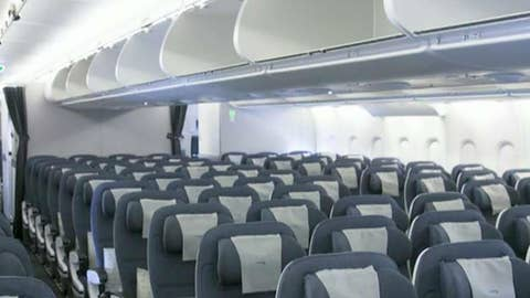 Passenger advocacy group fights shrinking seat sizes
