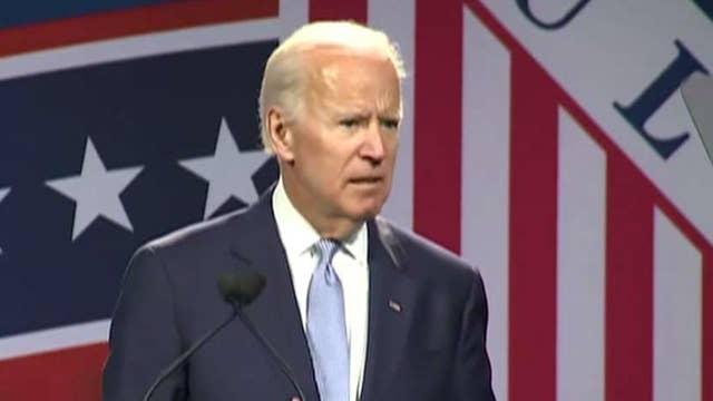 Biden blasts Trump's immigration policies
