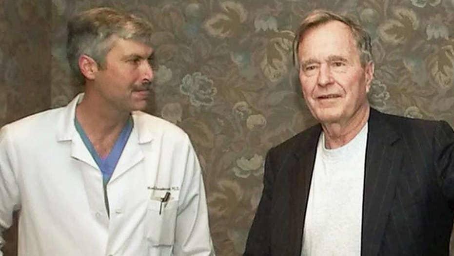 Former doctor for George H.W. Bush killed by gunman