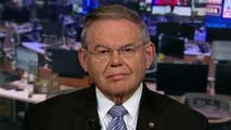 New Jersey Senator Bob Menendez, the top Democrat on the Foreign Relations Committee, weighs in on 'Fox News Sunday.'