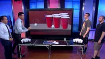 The 2018 World Series of Beer Pong champions face off against Jesse Watters and Anthony Scaramucci on Watters World.