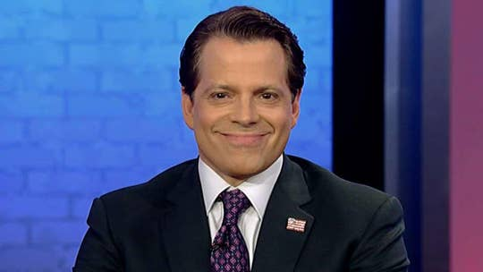 Former President Obama says we are living in strange and uncertain times; former White House communications director Anthony Scaramucci responds on 'Watters' World.'
