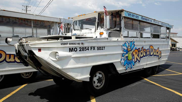 Inspector says he tried to warn Missouri duck boat company