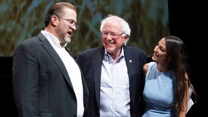 Growing debate over Democratic socialism