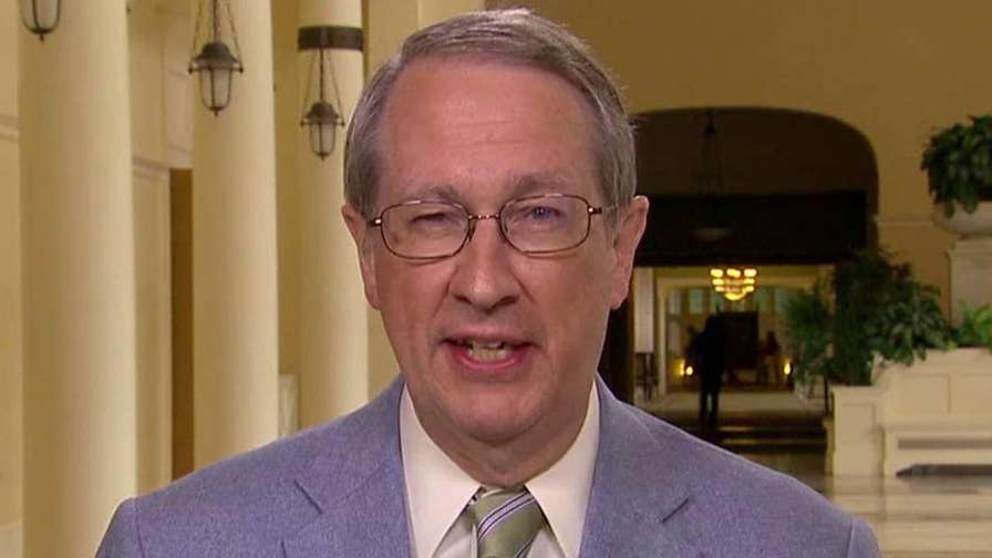 DOJ releases over 400 pages of FISA documents concerning former Trump campaign aide Carter Page; Rep. Bob Goodlatte shares insight on 'Sunday Morning Futures.'
