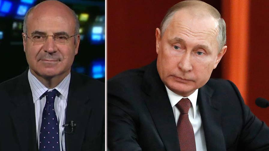 Russian President Putin called out Bill Browder by name during a press conference with President Trump; Browder speaks out on 'Sunday Morning Futures.'