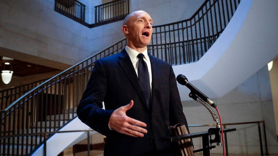 Documents released by the FBI show the unverified Steele dossier was component of the surveillance warrant on Carter Page; Gillian Turner shares the latest details.