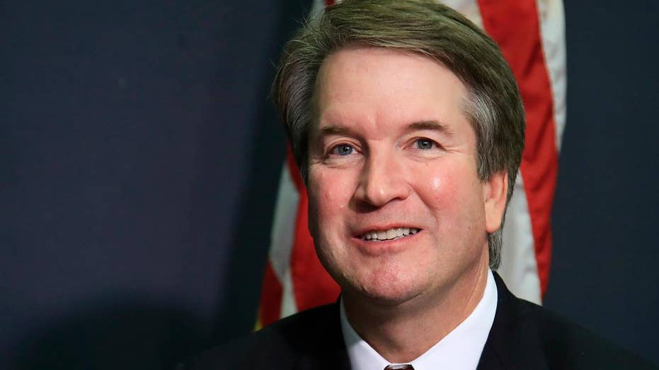 Democrats ramp up fight against SCOTUS nominee Kavanaugh