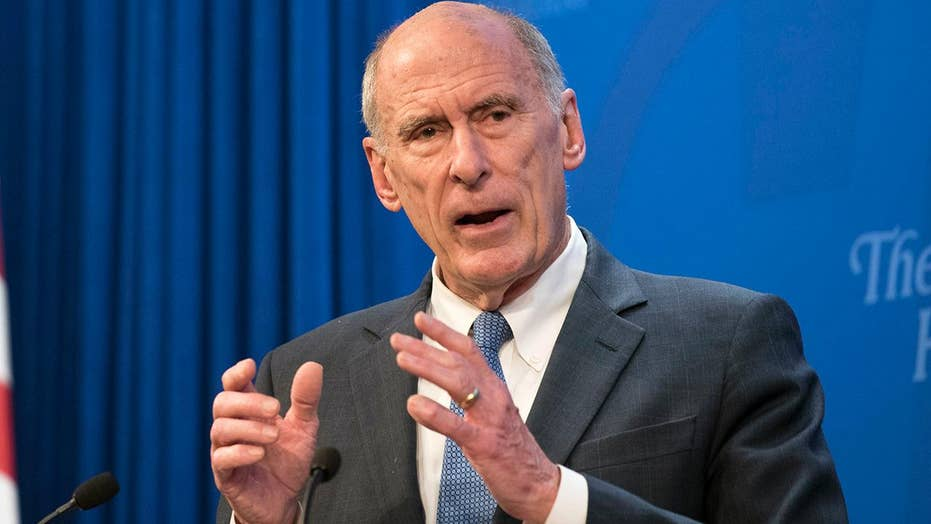 DNI Coats says he did not mean to criticize Trump's actions