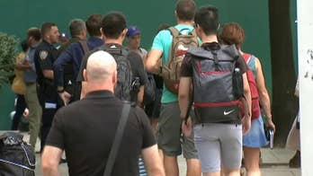 A new survey finds that nearly half the companies in North America are now letting people leave early at the end of the week.