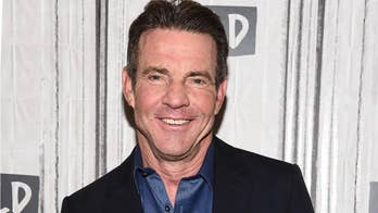Dennis Quaid opens up about cocaine addiction