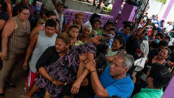 Human rights groups say nearly 300 anti-government protesters have been killed after the government tried to scale back social security for Nicaraguans; national security correspondent Jennifer Griffin reports.